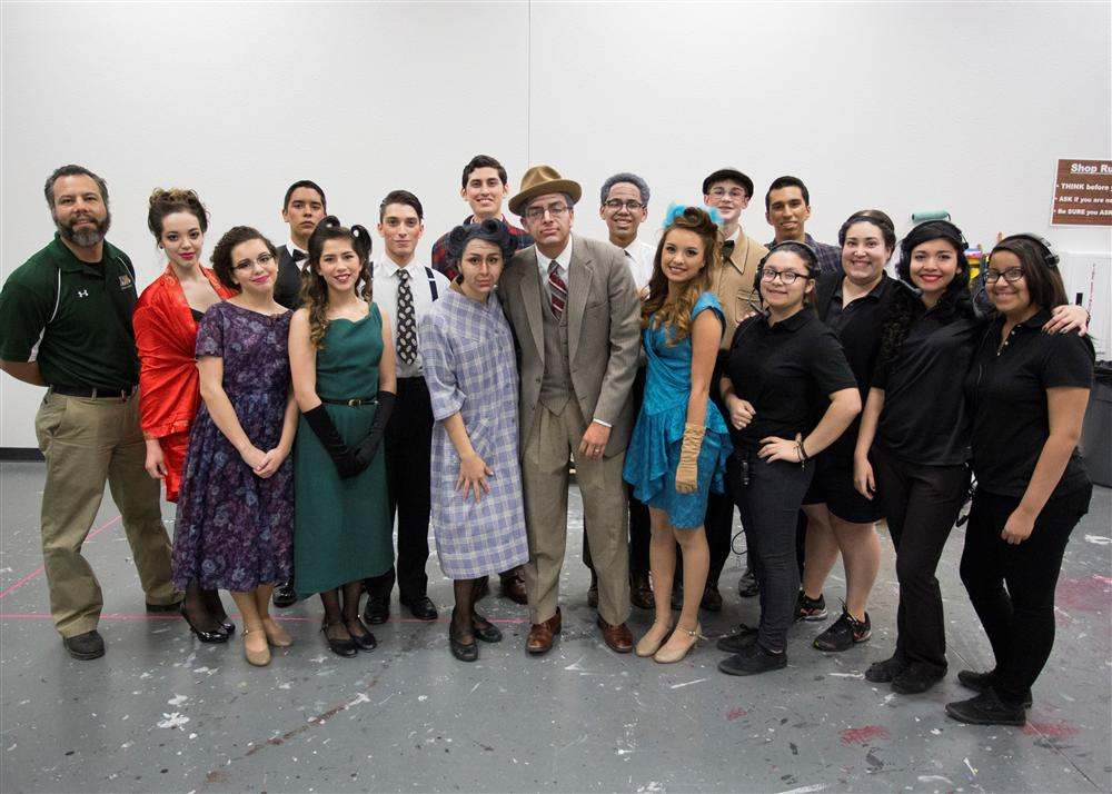 Montwood, Socorro theater groups advance to area contest