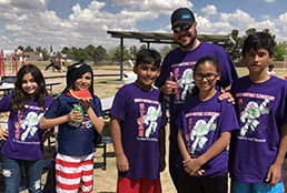 Annual STAAR Bazaar, rallies, fun helped students get relaxed, ready for tests