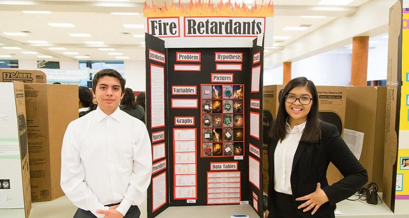 2018 High School Science Fair