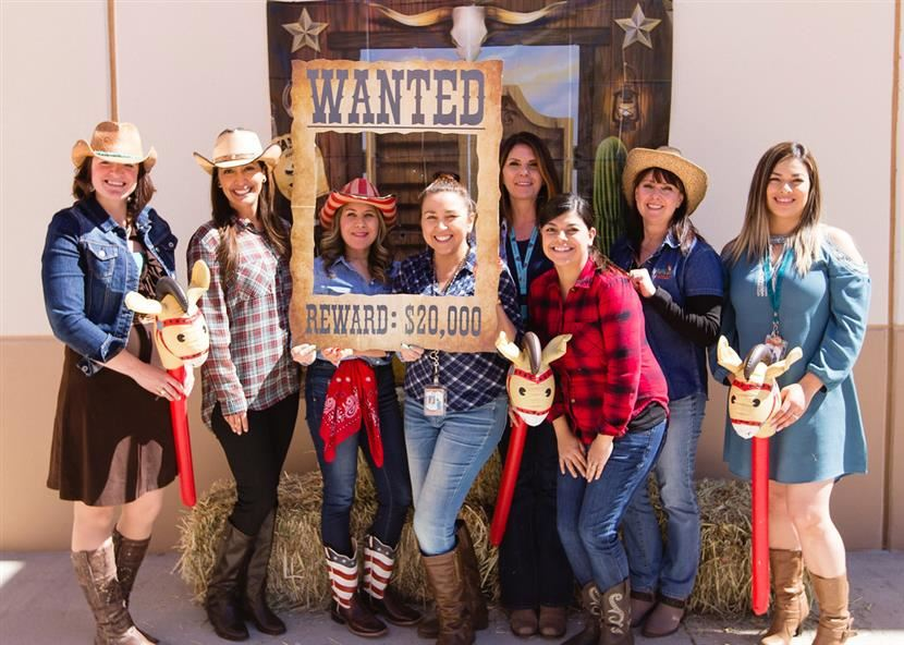 Socorro Isd Celebrates Texas With A Western Tribute
