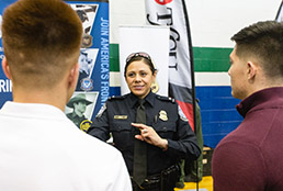 Hundreds of students benefit from resources, advice at SISD's College, Career and Job Expo