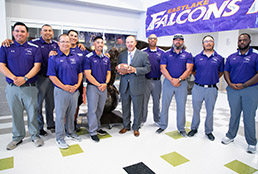 Eastlake welcomes new athletic coordinator/football coach