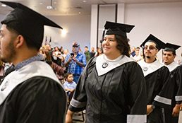Options High School seniors turn tassels, celebrate their graduation