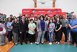 Socorro High School students benefit from Every Student, Every Day donations
