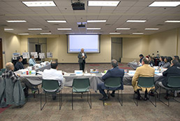 Bond 2017 moves forward with stakeholder input at El Dorado, Americas