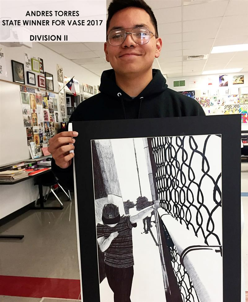 Vase Winners Advance To Next Level Of Art Contest