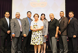 Ernesto Serna volunteer earns Heroes for Children state award