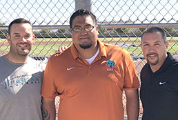 Pebble Hills High School welcomes new head baseball coach