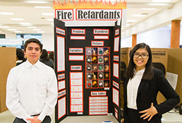 SISD's high school science fair featured unique projects, well-prepared students