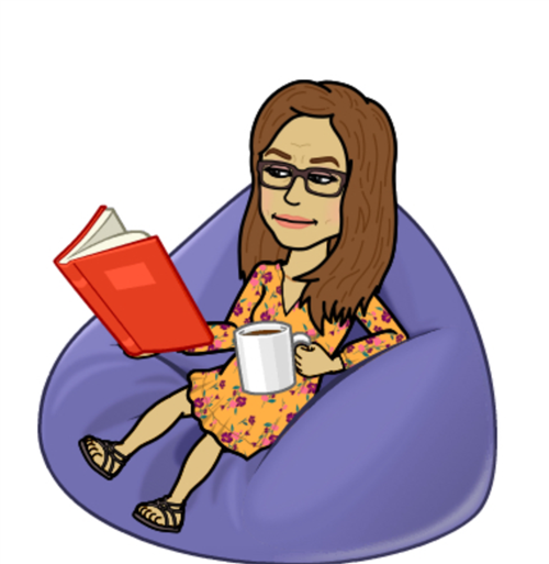 bitmoji reading