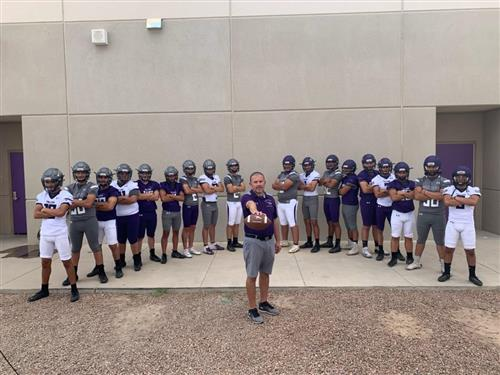Football Team and Head Coach 2019