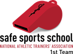 Safe Sports School national athletic trainers' association 1st team