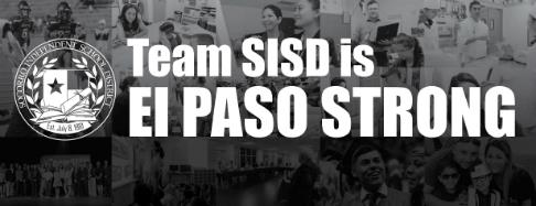 Team SISD is EL PASO STRONG