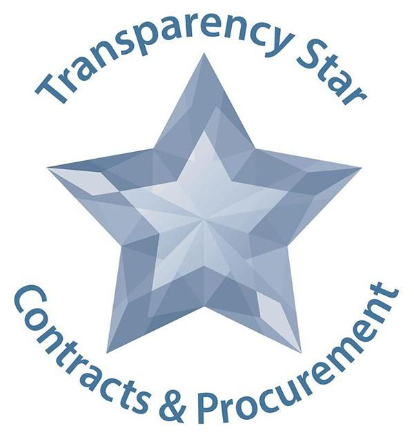 Transparency Star Recognition for Contracts & Procurement