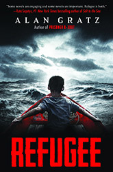Refugee by Alan Gratz Book Cover