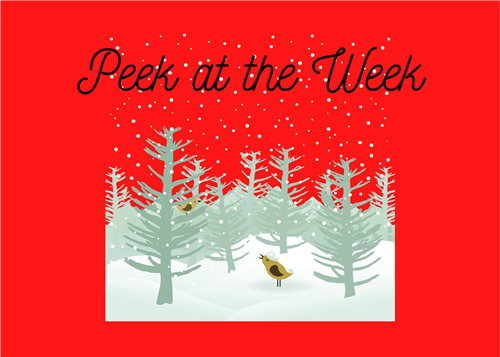 Peek at the Week
