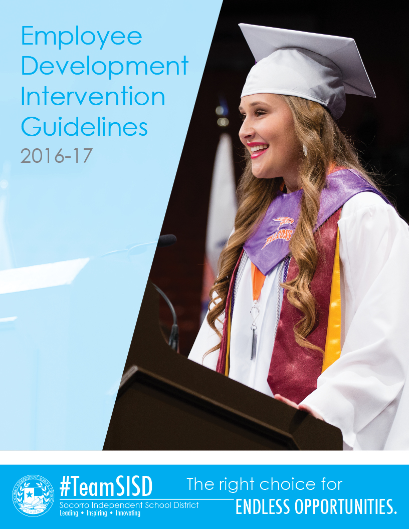 Employee Development & Intervention Guidelines Cover