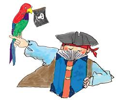 Pirate Reading
