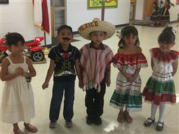 Students Celebrate their Culture