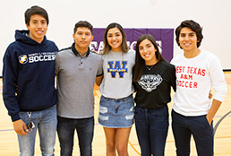 SISD student-athletes excel competitively, earn numerous scholarships