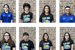 Montwood High School robotics teams showcased at international level, gear up for this season