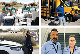 SISD Custodians, Police Services, Child Nutrition and Transportation Staff