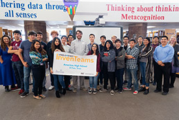Americas High School students earn $10,000 Lemelson-MIT InvenTeam grant