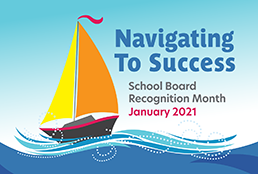 Navigating to Success January 2020 Board of Trustees Recognition