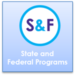 SISD State and Federal Program Icon