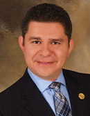 Portrait of Michael Najera