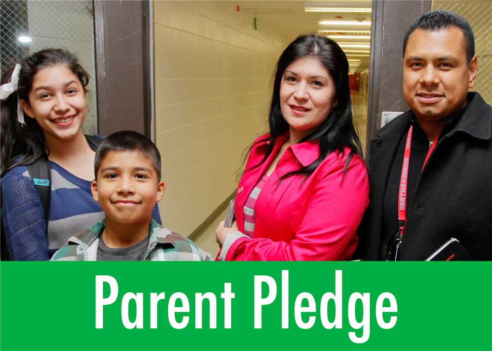WIN Academy Parent Pledge Icon
