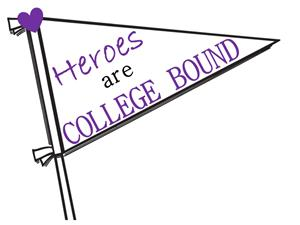 Heroes are College Bound