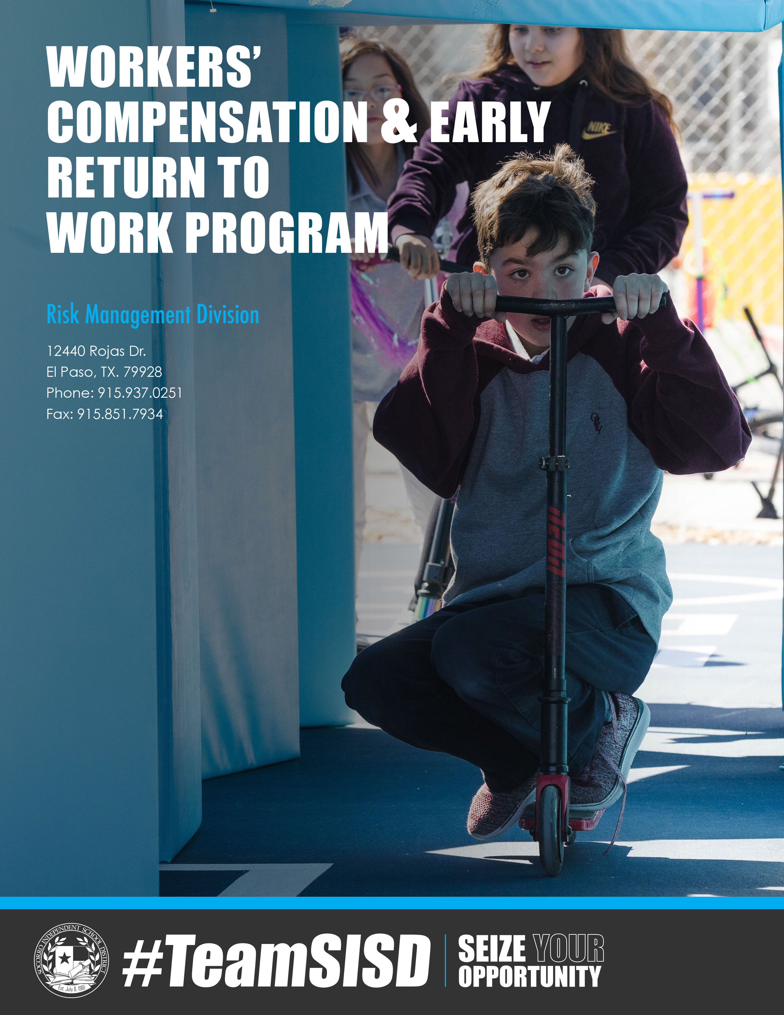 Workers Compensation and Early Return to Work Program Guide
