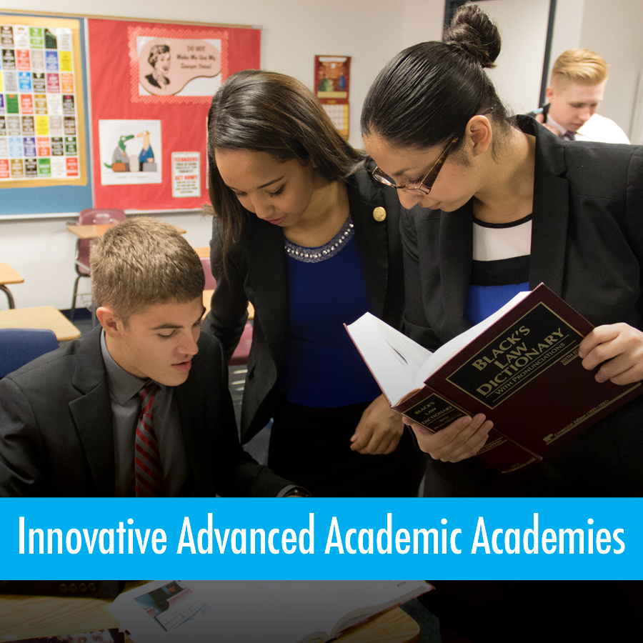 Innovative Advanced Academic Academies