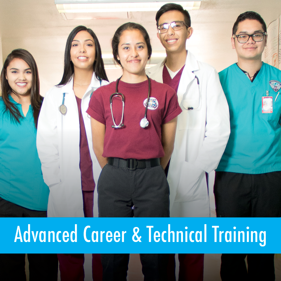 Advanced Career & Technical Training