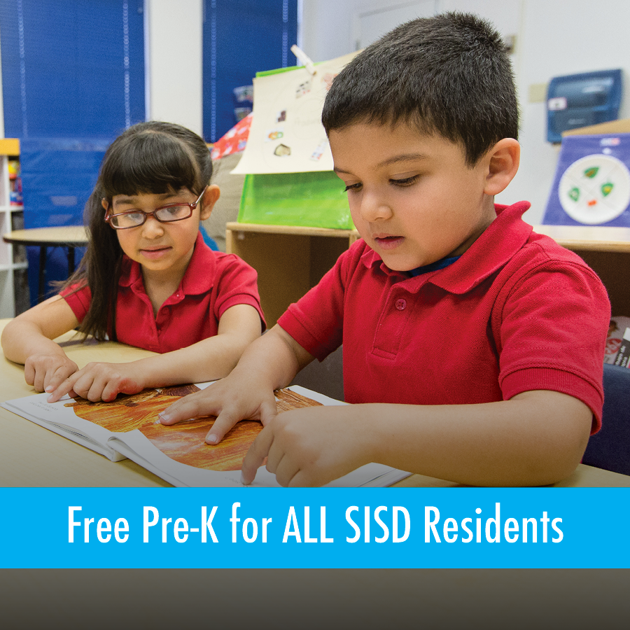 Universal Pre-K for all SISD Residents